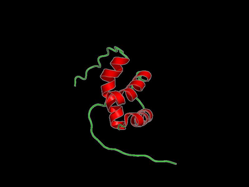 Ribbon image for 2dmn
