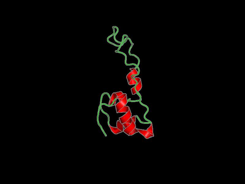 Ribbon image for 2kqp