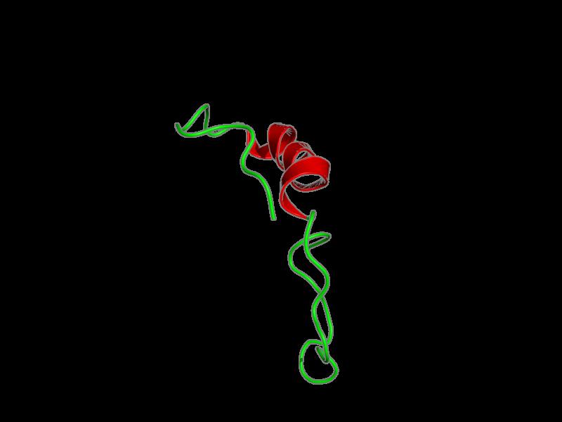 Ribbon image for 2lfm
