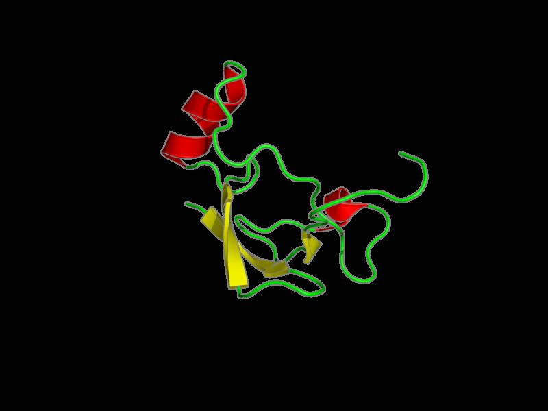 Ribbon image for 2lji