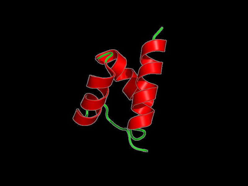 Ribbon image for 2lvn