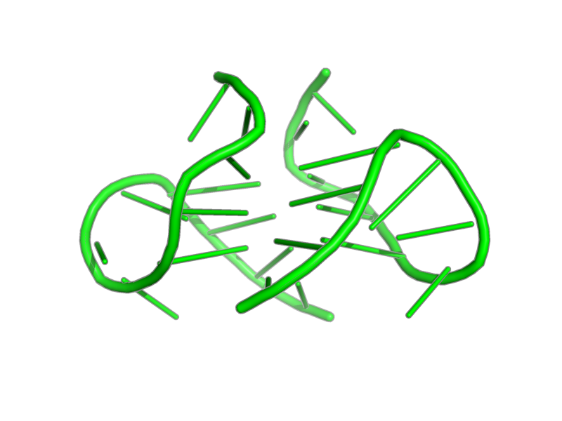 Ribbon image for 2m1g