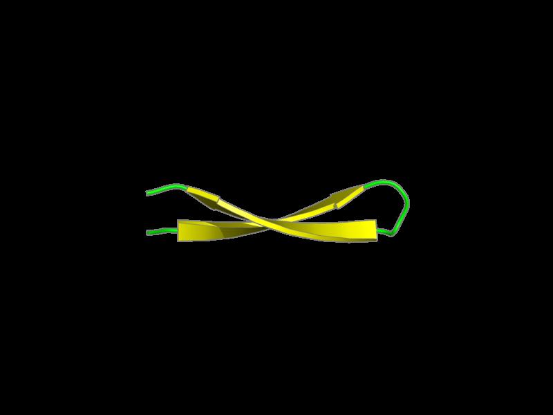 Ribbon image for 2m1p