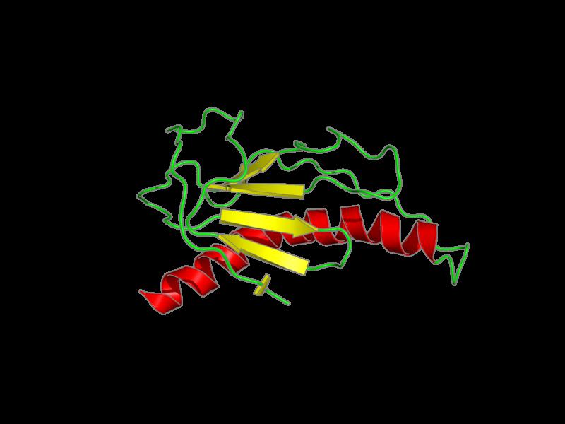 Ribbon image for 2m3k