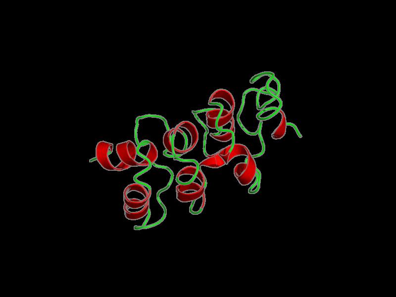 Ribbon image for 1myo