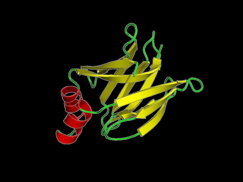 Ribbon image for 1kzw