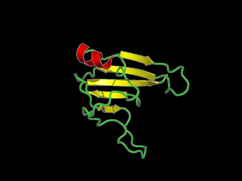 Ribbon image for 1xfq
