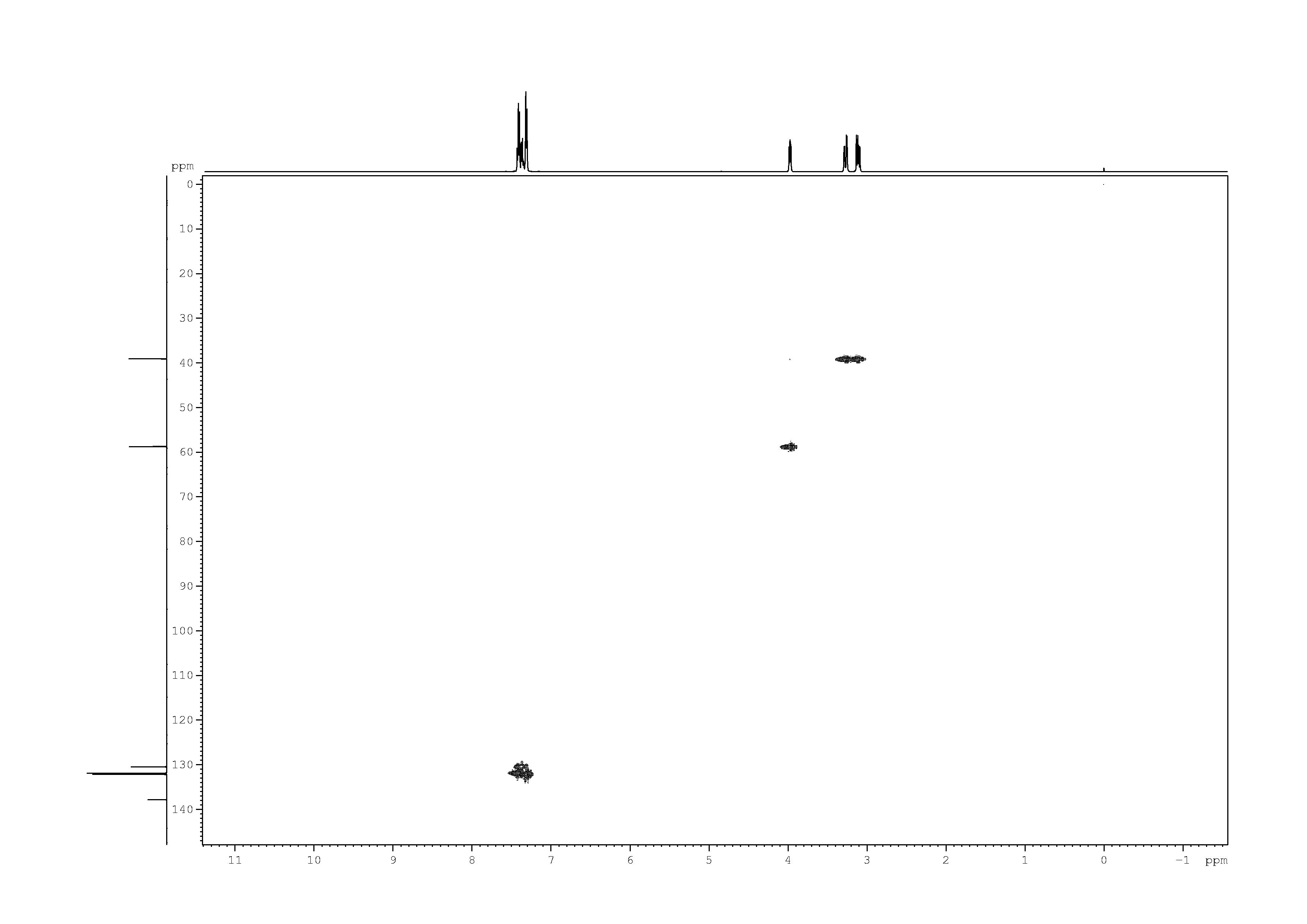 Bmse000045 L Phenylalanine At Bmrb Diagram Of An Oxygen Atom Photo Album Diagrams 2d 1h13c Hsqc 74 Spectrum For
