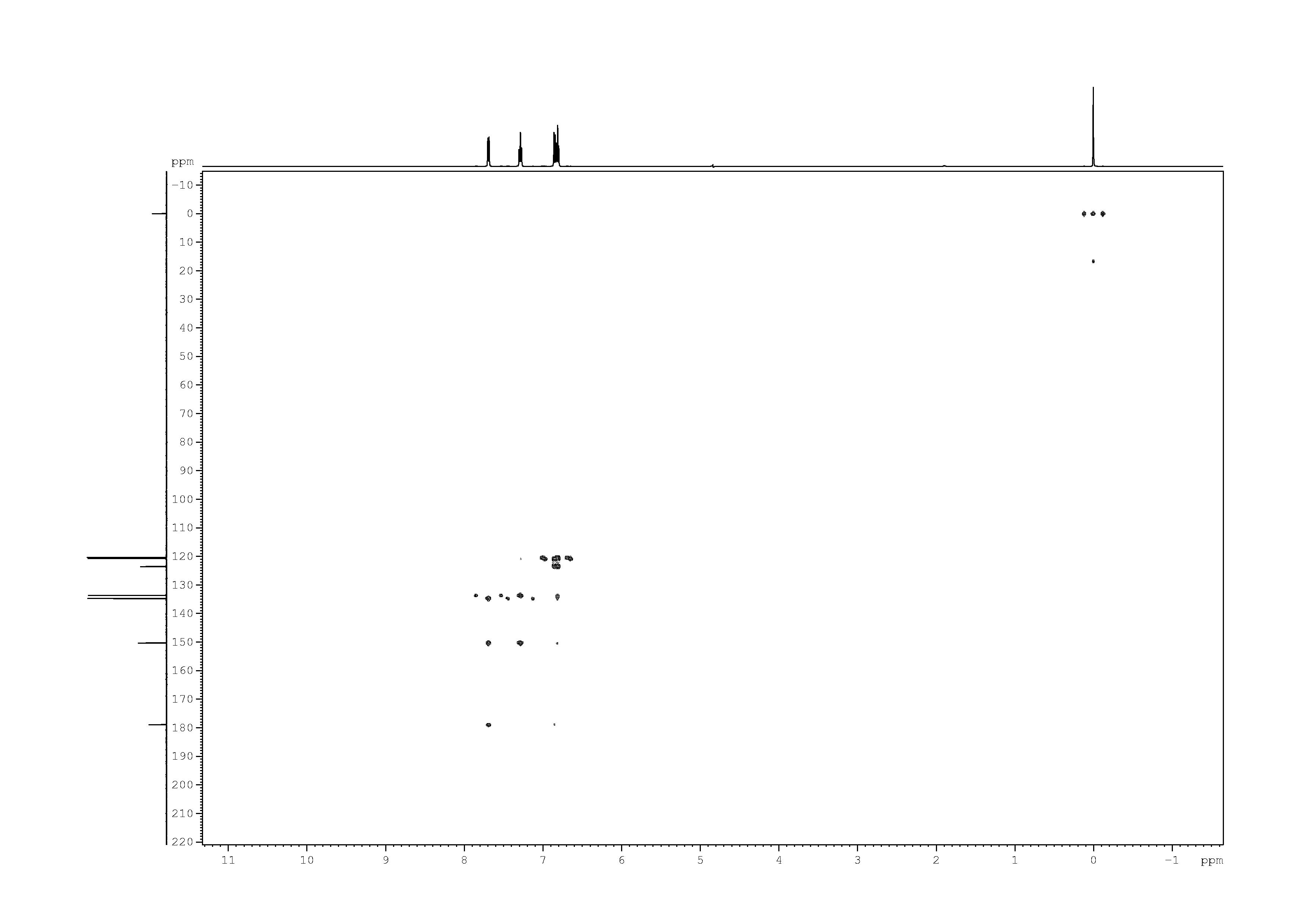 Bmse000067 Anthranilic Acid At Bmrb Free Volvo Wiring Diagrams Mirror 2d 1h13c Hmbc 74 Spectrum For