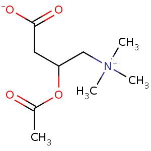(+-)-Acetylcarnitine image