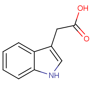Indole-3-acetic acid image