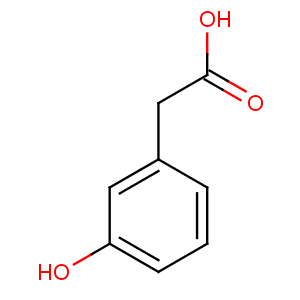 3-hydroxyphenylacetic acid image