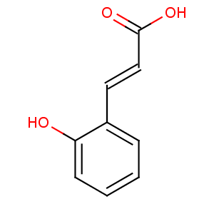 Trans 2 Hydroxycinnamic Acid Image