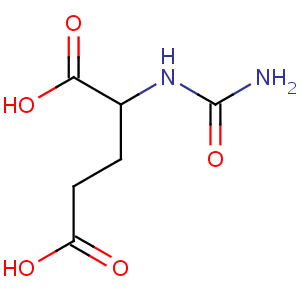 N-carbamyl-L-glutamic acid image