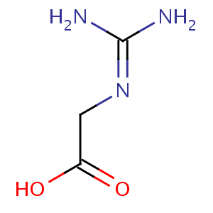 Guanidineacetic acid image