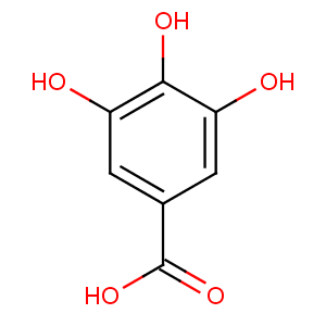 Gallic acid image