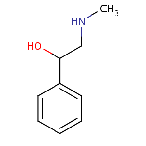 alpha-((Methylamino)methyl)benzyl alcohol image