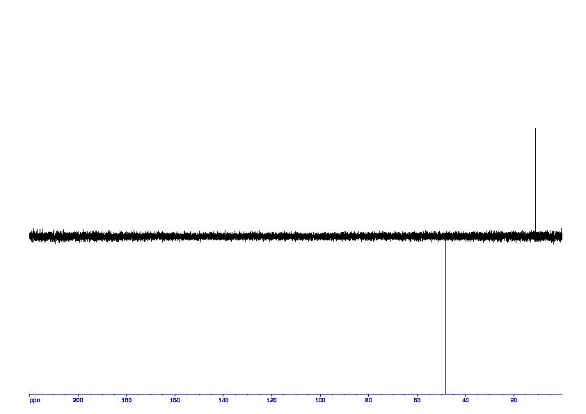 bmse000400: spectral image for 1D DEPT135