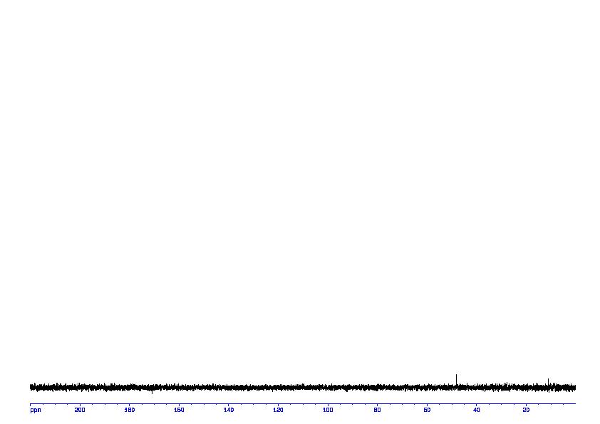 bmse000400: spectral image for 1D DEPT90