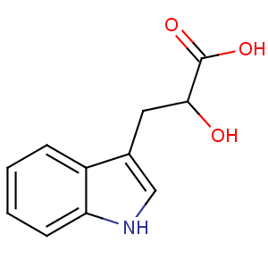 dl-Indole-3-lactic acid image