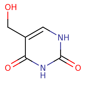 5-(Hydroxymethyl)uracil image