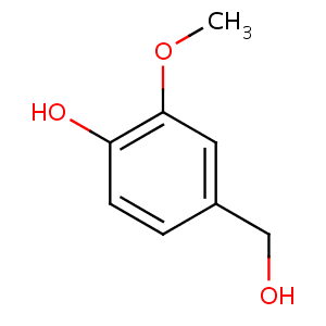 4-hydroxy-3-methoxybenzyl alcohol image