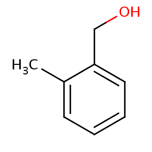 2-methylbenzyl alcohol image