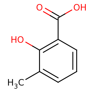 3-methylsalicylic acid image