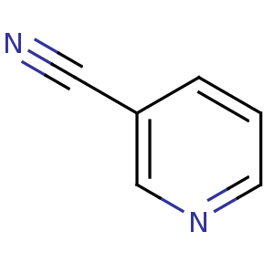 3-pyridinecarbonitrile image