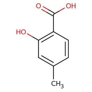 4-methylsalicylic acid image