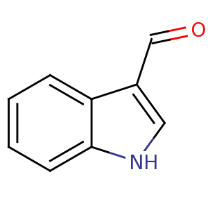 indole-3-carboxaldehyde image