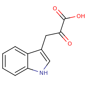 indole-3-pyruvic acid image