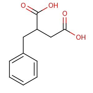 benzylsuccinic acid image