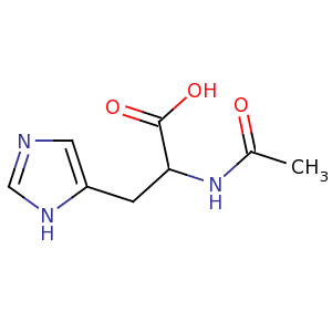 N-acetyl-histidine image