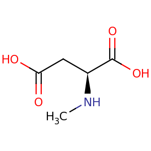 N-methyl-L-aspartic acid image