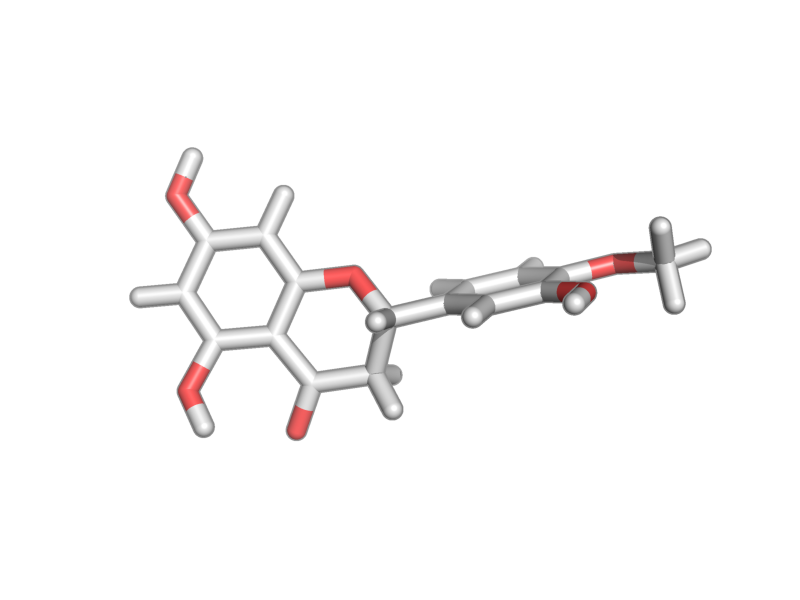 5,7-dihydroxy-2-(3-hydroxy-4-methoxyphenyl)chroman-4-one image