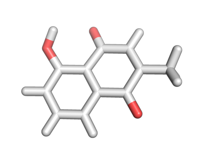 5-hydroxy-2-methylnaphthalene-1,4-dione image