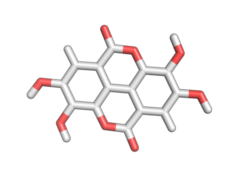 Ellagic acid image