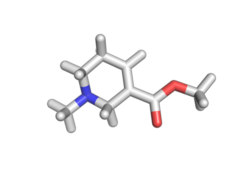 Arecoline hydrobromide image