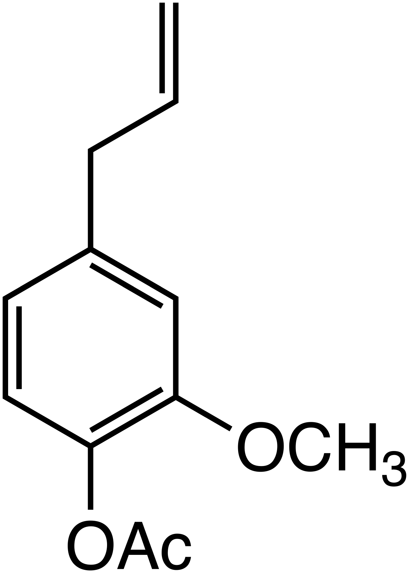 acetylated eugenol image