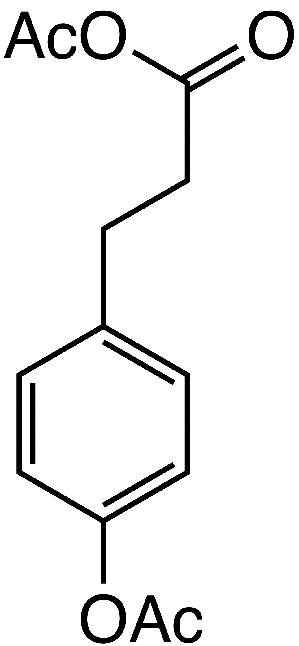 acetylated dihydrocoumaric acid image