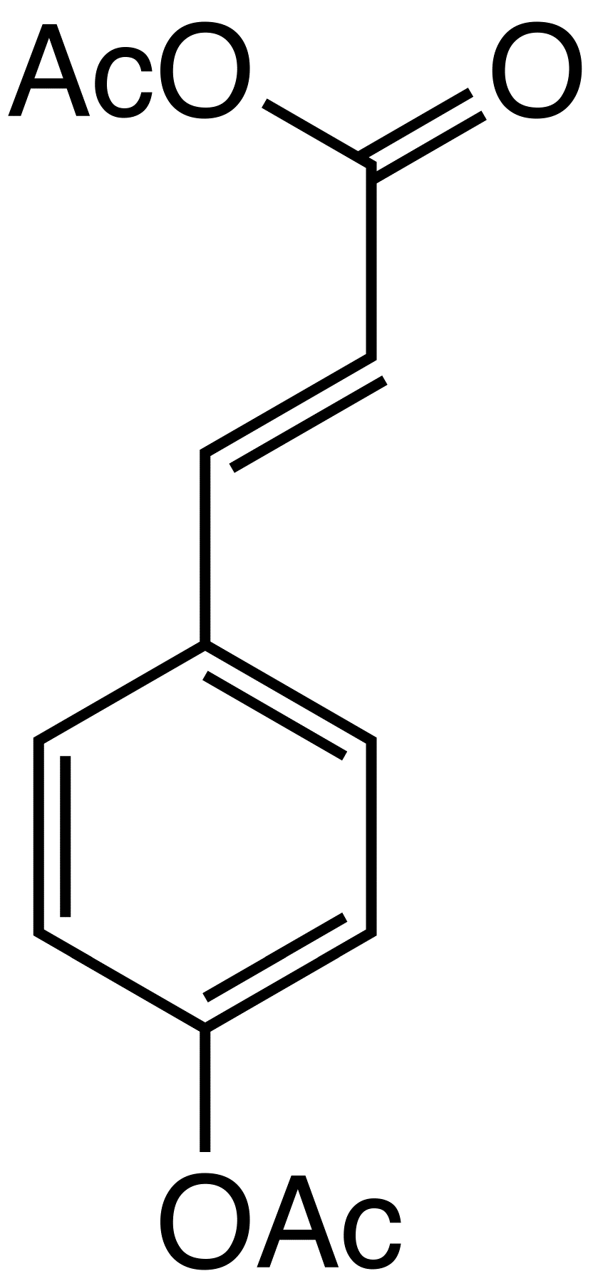 acetylated coumaric acid image