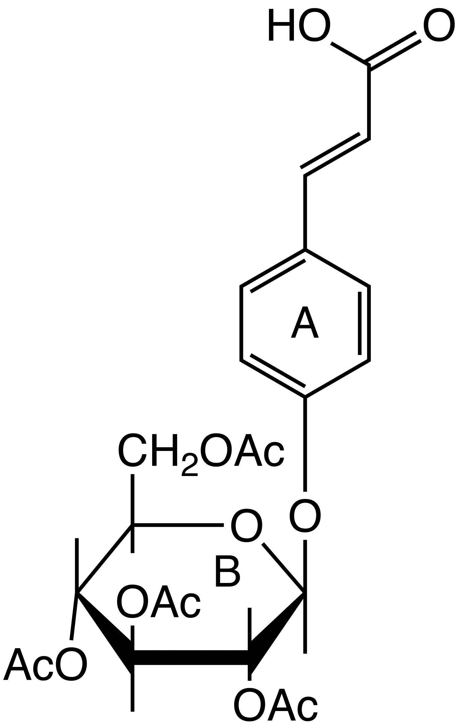 acetylated_p_gluco_cinnamic_acid image