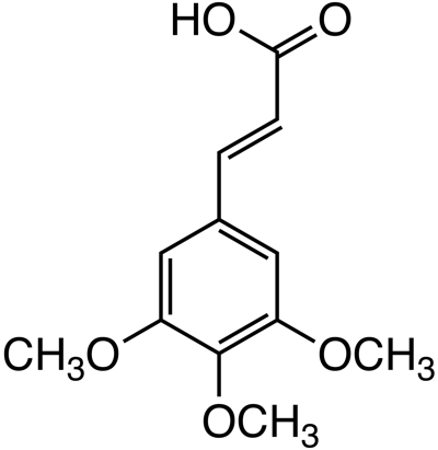 3_4_5_trimethoxy_cinnamic_acid