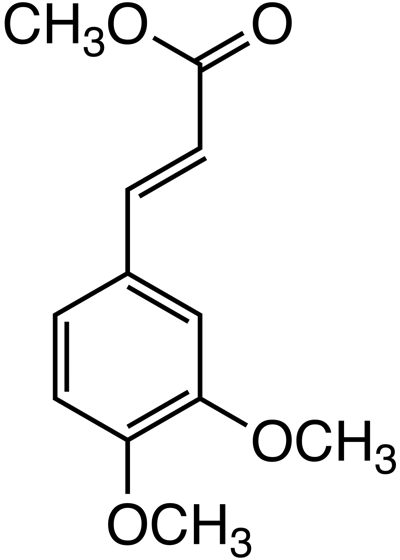 methyl 3,4-dimethoxycinnamate image